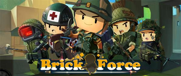 Brick Force - Enjoy a stunning block designed MMOFPS with amazing graphics and great action.