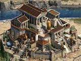 Sparta: War of Empires Starting City