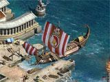 Port in Sparta: War of Empires