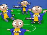Team in Online Soccer Manager