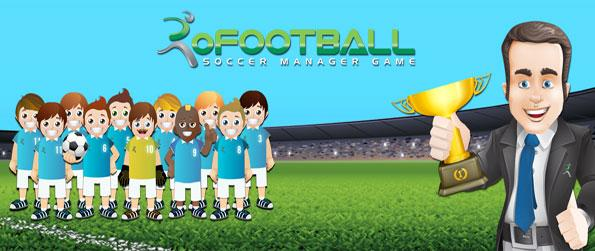 oFootball - Manage your team and top the leagues in this fun football game.