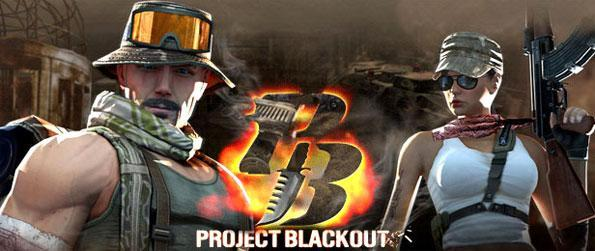 Project Blackout - Enjoy a classic but detailed MMOFPS full of action and some pretty unique gameplay.