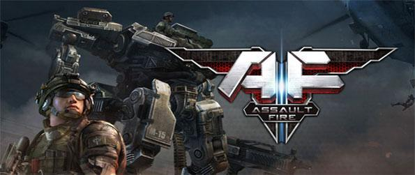 Assault Fire - Enjoy a stunning MMOFPS where you take on the crazed Mutants in your own Giant Robots in fast paced action.