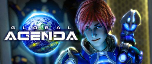 Global Agenda - Enlist into the futuristic battles of Global Agenda and take aim to control the battleground.