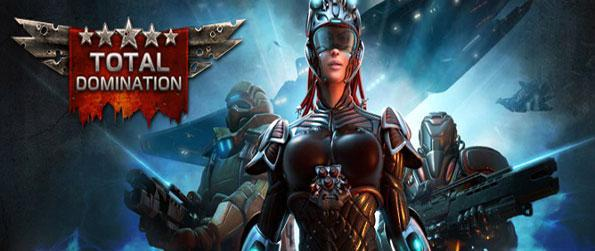 Total Domination - Build your empire in a nuclear future with this stunning strategy game.