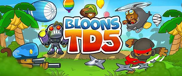 Bloons Tower Defense 5 - Enjoy a simple yet brilliantly designed tower defense game that promises dozens of challenging levels to beat.
