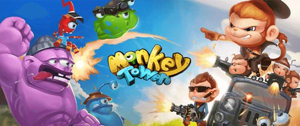 Monkey Tower - Handle bananas for weapons, and battle invading alien troops in this pun-themed strategy game to get you thrilled playing a unique tower defense game.