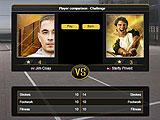 Compete with Other Players in Tennis Duels 2