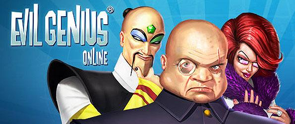 Evil Genius Online - Show the forces of justice how a true Evil Genius would invoke chaos and conquer the world in this brilliantly themed strategy game in Facebook.