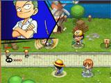 One Piece Tower Defense Game Play