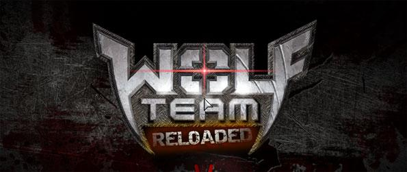 Wolf Team - Play as a human with powerful weapons, or a wolf with immense power.