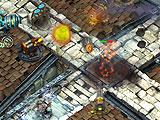 Successive Enemy Attacks in Iron Heart 2