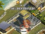 Enemy Siege in Battle Islands