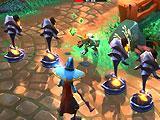 Lining Up Good Defense in Dungeon Defenders II