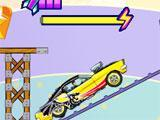 Theft Super Cars ramp jump