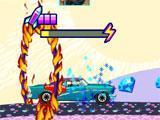 Theft Super Cars daring stuns