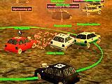 Darkwind: War on Wheels Team Based Battles