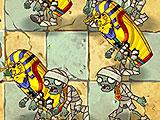 Ancient Egypt Level in Plants Vs Zombies 2