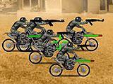 Enemy Mobs in Warzone Getaway