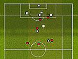 Playing on a Formation in World of Soccer