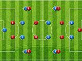 Custom tactics in Football Champions