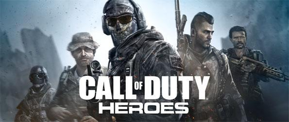 Call of Duty: Heroes - Play this excellent strategy game that's based on the highly popular shooting series that millions play.