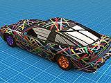 Custom Paint Works in High Octane Drift