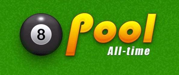 Pool All-time - Play a fun pool game against your friends or the game itself.