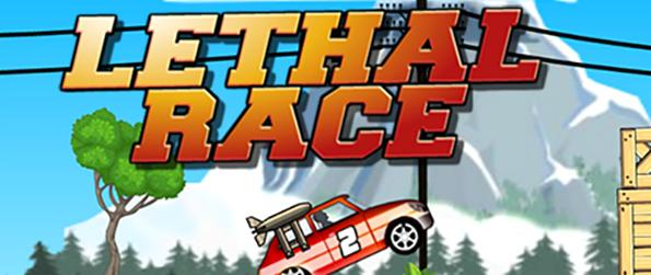 Lethal Race - Get ready for a high octane rugged racing experience with Lethal Race!