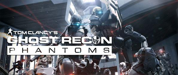 Ghost Recon: Phantoms - Join the battlefield and step into the highly trained Ghost Recon Unit.