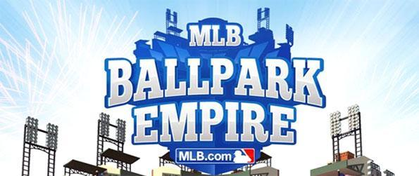 MLB Ballpark Empire - Run your very own baseball team in this highly addictive game that'll get you absolutely hooked.
