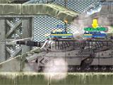Metal Assault: Control bullet-spewing tanks