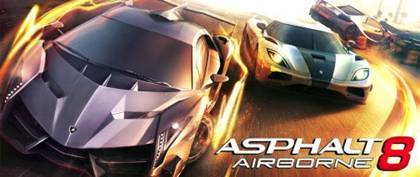 Asphalt 8: Airborne - Play this high octane racing game in which only the most skilled players can place first.