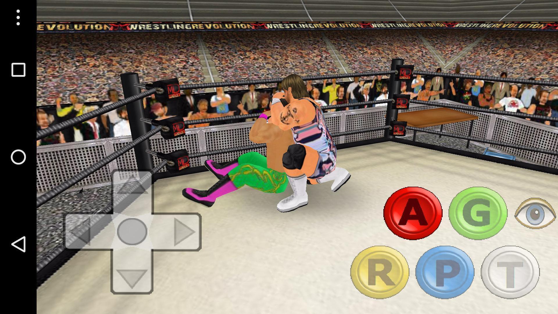 Wrestling Revolution 3D Full Review - Play Games Like