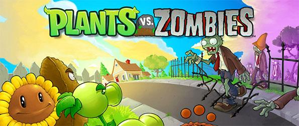 Plants vs Zombies - Set up your lawn defenses with a variety of plants to stop the zombies from getting to your owner's brains in the first game of an incredibly popular and whimsical TD series, Plants vs Zombies!