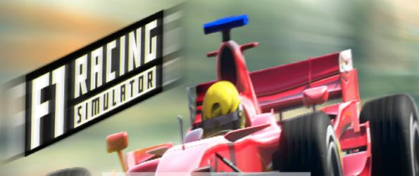 F1 Racing Simulator - Drive your Formula One car and blaze through the track at exhilarating speeds in F1 Racing Simulator!