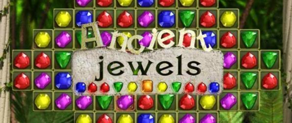 Ancient Jewels - Enjoy A Unique & Colorful Jewels Game!