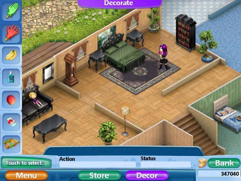 Virtual Families 2 Ciudad De Juegos Para Chicas