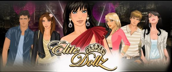 Elite Dollz - Find Fashion, Secrets, Love & Chats