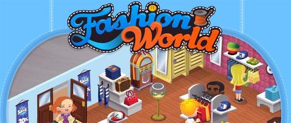 Fashion World - Become the world's most popular fashion icon in this addictive game.
