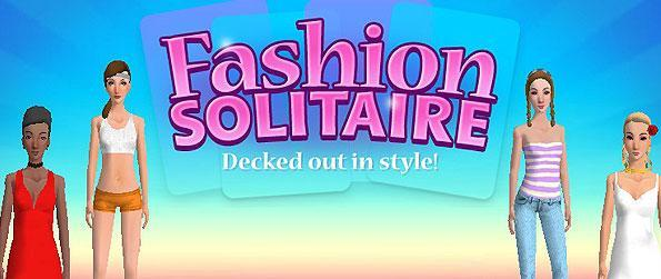 Fashion Solitaire - Join the Fashion Elite in discovering the lot of fashion trends and hypes in this amusing solitaire based mix and matching game.