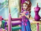 Princess Doll Tailor Clearing of Room Clutter
