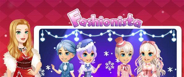 Fashionista - Be an established fashion designer!