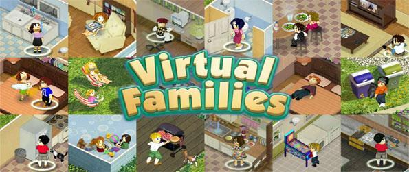 Virtual Families - Create the perfect family home in this amazing simulation game.
