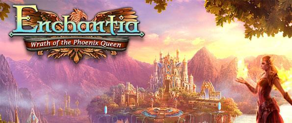 Enchantia: Wrath of the Phoenix Queen - Save the world of Enchantia in a magical adventure.