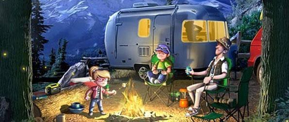 Family Vacation 2: Road Trip - Travel Once More & Explore Beautiful Locations while You Look for items.