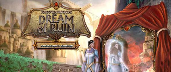 Forgotten Kingdoms: Dream of Ruin - Explore the beautiful city of Tida and rescue the missing princess.