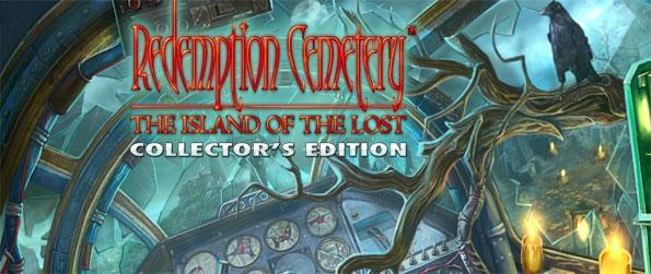 Redemption Cemetery: The Island of the Lost - Escape an island prison while surrounded by ghosts in a stunning adventure.