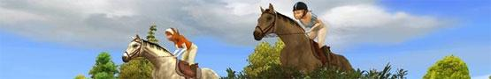 Facebook Horse Games preview image