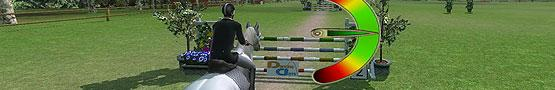 Jeux de chevaux en ligne - Horse Games that Showcase Equestrian Sports